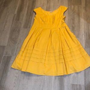 EShakti Chelsea Cotton dress with pockets